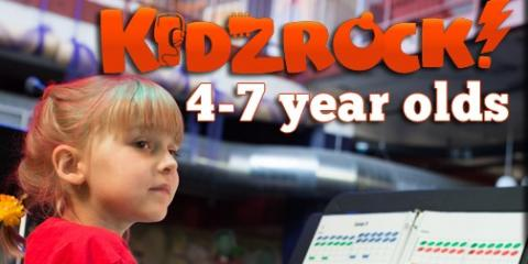 Sign Up for Kidzrock Band - new classes added due to demand, New York, New York
