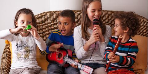 5 Ways Music Can Help Kids Develop Language Skills, Staten Island, New York