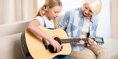 How Music Lessons Can Help With Anxiety & Depression, New York, New York