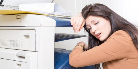 3 Signs You Need a New Printer, Staten Island, New York