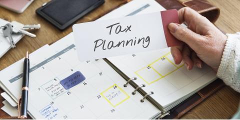 How to Effectively Prepare for Next Year's Tax Season, Statesboro, Georgia