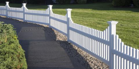 Top 3 Vinyl Fence Options to Give Your Property a Boost, Statesboro, Georgia