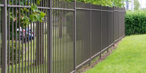 3 Considerations When Building a Security Fence, Statesboro, Georgia