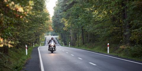 3 Common Causes of Motorcycle Accidents, Statesboro, Georgia