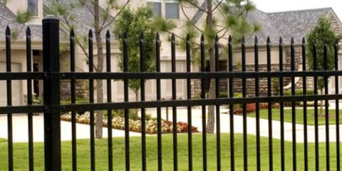 Top 4 Ornamental Aluminum Fence Options, Statesboro, Georgia