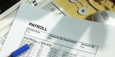 Top 3 Benefits of Hiring a Payroll Service for Your Small Business, Statesboro, Georgia