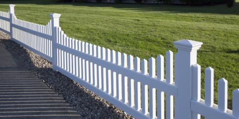 3 Impressive Advantages of a PVC Fence, Statesboro, Georgia