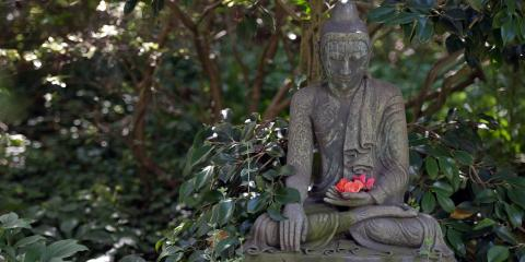 3 Tips for Placing Statues in a Garden, Honolulu, Hawaii