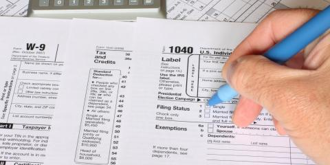 4 Mistakes to Avoid When Filing Taxes, Beverley Manor, Virginia