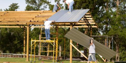 Top 3 Benefits of a Pole Barn, Stayton, Oregon