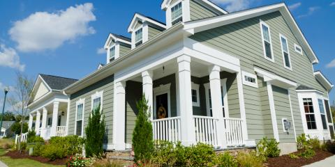 3 Advantages of Choosing the Right Home Siding, Stayton, Oregon