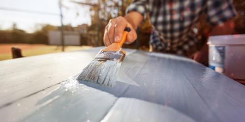 5 Tips for Properly Painting Wood Surfaces, Stayton, Oregon