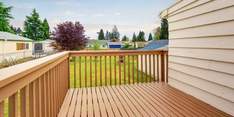 How to Waterproof Your Plywood Deck, Stayton, Oregon