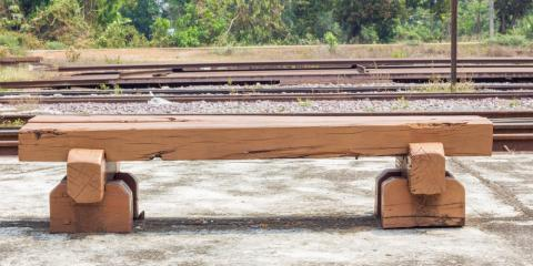 5 Ways to Make the Most out of Railroad Tie Wood, Stayton, Oregon