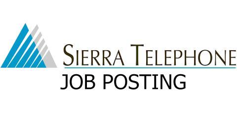 CENTRAL OFFICE – IT NETWORK TECHNICIAN , Oakhurst-North Fork, California