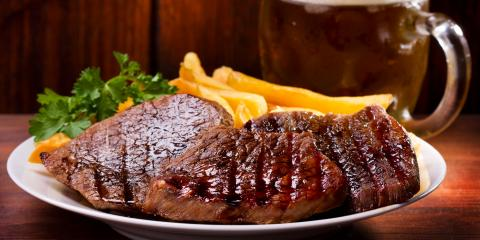4 Classic Beer & Steak Combinations, York, Nebraska