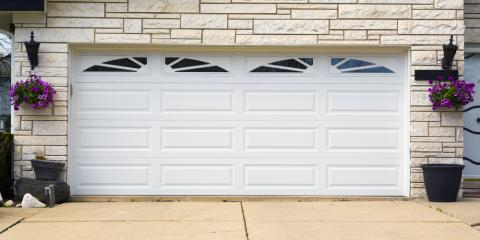 3 Benefits Of Choosing a Steel Garage Door, Kalispell, Montana