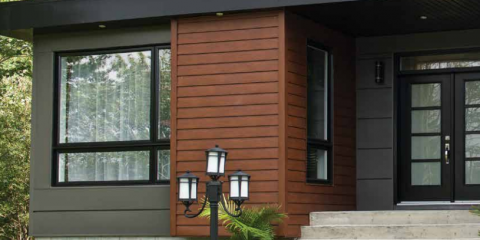 3 Benefits of Quality Edge TruCedar® Steel Siding, Anchorage, Alaska
