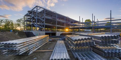 3 Most Common Types of Stainless Steel Used in Building Construction Projects, Wentzville, Missouri