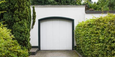 How to Repaint a Steel Garage Door, Olde West Chester, Ohio