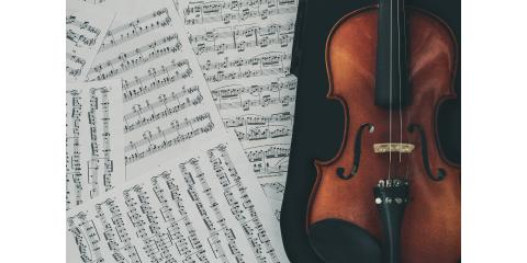 Origins of one of the most the most beloved instrument - the violin, Eagan, Minnesota