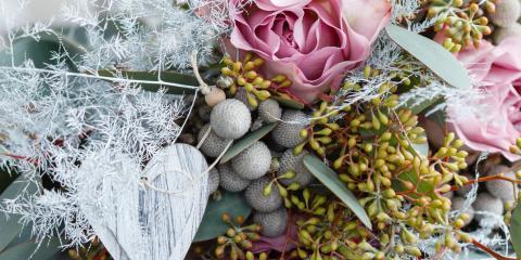 3 Flower Arrangements for Cheery Winter Interiors, Lewisburg, Pennsylvania