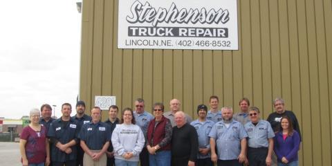 Stephenson Truck Repair Inc, Truck Repair & Service, Services, Lincoln, Nebraska