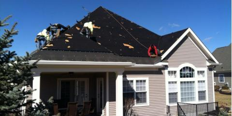 3 Clues Your Roof Was Damaged in a Hailstorm, Cincinnati, Ohio