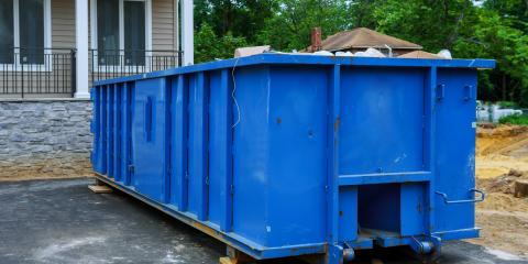 What Dumpster Size Is Right for Your Project?, Franklin, Connecticut