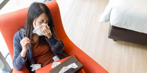 How to Battle Fall Allergies With Your HVAC System, Steubenville, Ohio