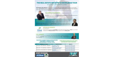 Becoming a rainmaker in real estate, Webster, Minnesota
