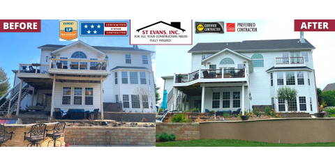 Home Deck Installation, Fenton, Missouri