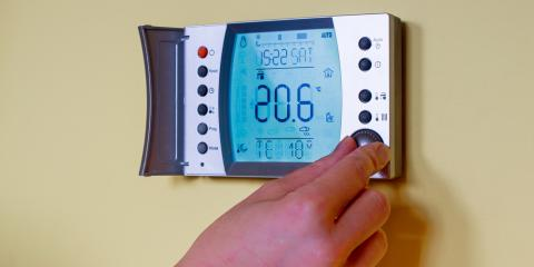 Furnace Repair Experts Explain the Benefits of Installing Programmable Thermostats, Lexington-Fayette Central, Kentucky