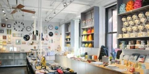 STEWART/STAND Design Store, Gifts and Novelties, Shopping, Brooklyn, New York