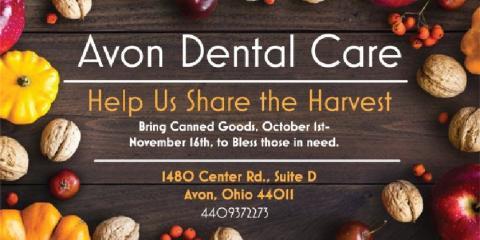 Share the Harvest, Avon, Ohio