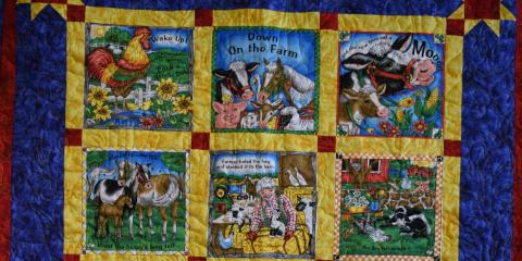 3 Times a Quilt is a Fitting Gift, Willow Springs, Missouri