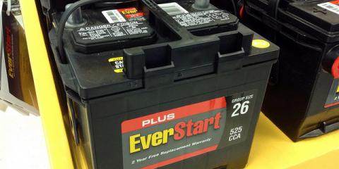 Signs That The Car Battery Is Dying