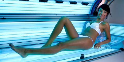 Free Sunless Tanning on Your Birthday at Touch of Bronze, Stillwater, Oklahoma