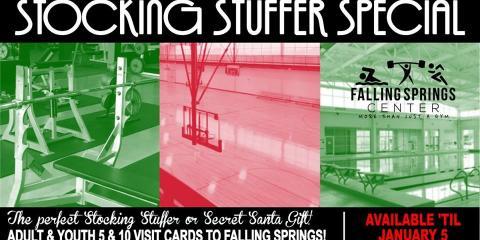 Stocking Stuffer Special, Versailles, Kentucky