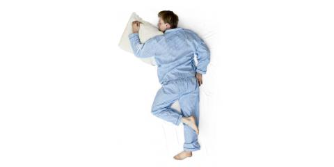 Neck Pain From Your Sleep Position, Lincoln, Nebraska
