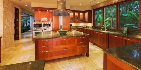 5 Edge Options for Stone Countertops, Kahului, Hawaii