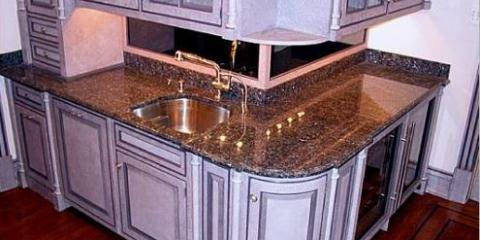 From The Mountain To Your Kitchen: How Granite Countertops Are Made,  Milford, Ohio