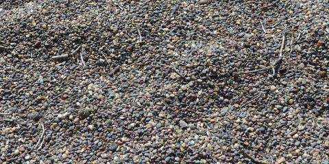 Experienced Stone Suppliers Explain How Gravel Is Used in Your Septic System, Victor, New York