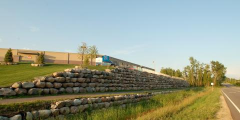 Stonewall Inc, Retaining Walls, Services, Webster, Minnesota