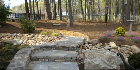 3 Ways Stonework Can Improve Your Yard, Greensboro, North Carolina