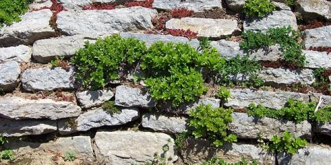 A Value Engineering Company Explains the Benefits of a Rock Retaining Wall , Kalispell, Montana