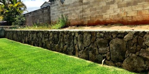 3 Tips for Choosing the Right Rock for Your Landscaping, Honolulu, Hawaii