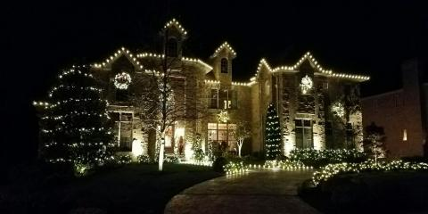 Why Choose Sharp Lawn for Your Holiday Lighting, Lexington-Fayette, Kentucky