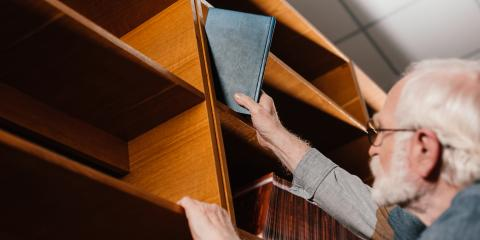 Do's & Don'ts of Proper Book Storage, Amarillo, Texas