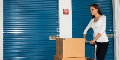 3 Tips for Cleaning Out a Storage Unit, Blue Island, Illinois